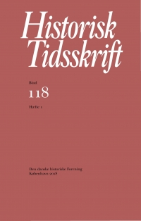 Historisk Tidsskrift 2018:1