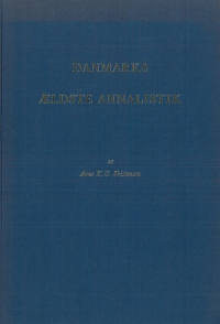 Danmarks ældste Annalistik
