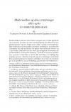 HT 2016:2, s. 337-369 - Caroline Nyvang & Anne Katrine Kleberg Hansen: Modermælken og dens erstatninger 1867-1980. En fødevarebiografi