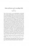 HT 2018:1, s. 1-20 - Niels Lund: Adam af Bremen og de mundtlige kilder