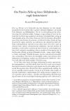 HT 2018:1, s. 160-179 - Kaare Rübner Jørgensen: Om Paulus Helie og hans Skibykrønike – nogle kommentarer