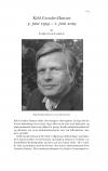 HT 2019:2, s. 617-621 – Christian Larsen: Keld Grinder-Hansen 5. juni 1959 – 1. juni 2019.