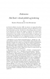HT 2019:2, s. 471-516 - Diskussion Hal Koch