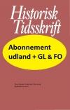 Abonnement 2020 udlandet + Grønland og Færøerne
