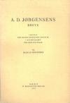 A. D. Jørgensens Breve