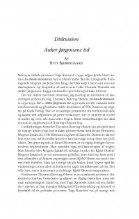 HT 2018:1, s. 127-133 - Ritt Bjerregaard: Anker Jørgensens tid