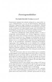 HT 2018:2, s. 598-608 - Foreningsmeddelelser mm.