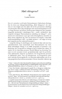 HT 2019:1, s. 217-218 - Lasse Sonne: Mød vikingerne?