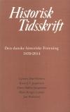 Den danske historiske Forening 1839-2014