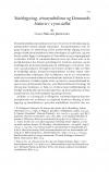 HT 2017:1, s. 119-146 -Claus Møller Jørgensen: Statsbygning, etnosymbolisme og Danmarks historie i 1700-tallet