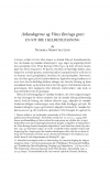 HT 2018:2, s. 297-328 - Natasha Okhotina Lind: Arkæologerne og Vitus Berings grav. En studie i kildetilpasning
