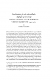 HT 2018:2, s. 329-370 - Thomas Clausen: Studiestøtte for de ubemidlede,  dygtige og evnerige. Forvaltningen af Ungdommens uddannelsesfond 1952-1970